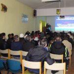 COLABORARE – Activitati de educatie preventiva in domeniul protectiei civile desfasurate de reprezentantii ISU la Penitenciarul Baia Mare