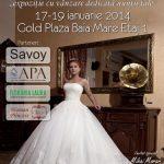 "TARG DE NUNTI – Oferte atractive la ""Gold Wedding Expo"" din Baia Mare"
