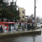 DISTRUGERE – Mai multe obiective culturale din municipiul Baia Mare au fost vandalizate in ultimele zile. Primarul a luat masuri pentru prinderea vandalilor (VIDEO)
