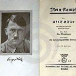 CARTI – Doua exemplare din Mein Kampf, semnate de Hitler, vor fi scoase la licitatie