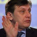 DEMISIE – Crin Antonescu a demisionat din functia de presedinte al Senatului si cere demisia lui Ponta