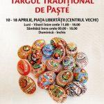 PRODUSE PENTRU PASTE – Targ de produse traditionale si ecologice organizat in Centrul Vechi din Baia Mare