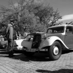 RETRO PARADA PRIMAVERII – Zeci de masini de epoca au fost admirate de catre baimareni in Piata Millennium (VIDEO)