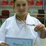 JUDO – UNDER 16 – Nicoleta Timis a cucerit bronz national pentru CSO Borsa
