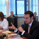 DEMERS – Primarul Chereches nu mai vrea sa auda de majorari ale tarifelor la apa si canalizare. O comisie se va ocupa de realizarea unui plan de restructurare si eficientizare a societatii Vital (VIDEO)
