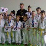 "JUDO – CSM Baia Mare, de noua ori pe podium la Memorialul ""Mihaly Debrecen"""