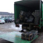 BILANT – 12 grupari infractionale destructurate si tigari in valoare de peste 4,5 milioane de euro confiscate in 2013, la nivelul ITPF Sighetu Marmatiei