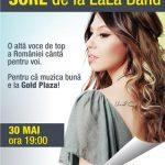 SPECTACOL – Sore concerteaza in Baia Mare