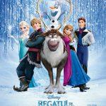 FILME – Animatia Frozen a intrat in topul 5 al filmelor cu cele mai mari incasari din istorie