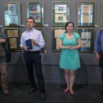 EXPOZITIE – Scrisori transformate in lucrari de arta, expuse la Galeria de Arta din Baia Mare (VIDEO)