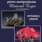 MINERAL EXPO – Colectii de bijuterii si pietre semipretioase, la mallul baimarean