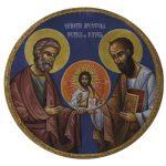 SARBATOARE – Credinciosii ii praznuiesc azi pe Sfintii Apostoli Petru si Pavel