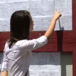 BACALAUREAT – Elevii care nu au trecut cu brio de examen sunt sfatuiti sa reflecteze la esec si sa se pregateasca temeinic pentru testarea din toamna (VIDEO)