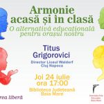 EDUCATIE – Conferinta de Pedagogie Waldorf in Baia Mare