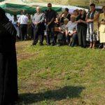 """HRAM – Peste o suta de baimareni au participat la hramul Manastirii """"Schimbarea la Fata"""" (VIDEO)"""