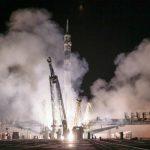 AU AJUNS – Noul echipaj lansat in spatiu a ajuns pe Statia Spatiala Internationala