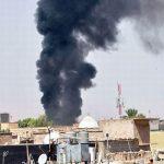 IRAK – Un elicopter al armatei doborat, se pare, de jihadisti