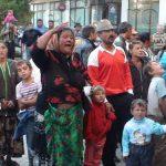 "ACTUALIZARE 2 – PROTEST – Romii de pe ""Pirita"" au protestat in fata Primariei Baia Mare (GALERII VIDEO si FOTO)"