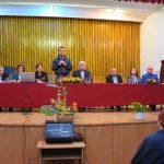EDUCATIE – Starea invatamantului maramuresean dezbatuta de directorii scolilor din judet. Primarul baimarean Catalin Chereches cauta solutii la nivel local pentru a reda demnitatea dascalilor (VIDEO)