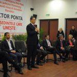 """BAIA MARE – Victor Ponta: """"Cel mai important este faptul ca municipiul Baia Mare si judetul Maramures se pot dezvolta odata cu Romania"""""""