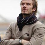 JOCURI OLIMPICE – LONDRA – Fotbalistul David Beckham, in preselectia britanica pentru turneul olimpic