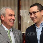 DISCUTII – Tariceanu, intalnire cu Ponta pentru a discuta despre noua configuratie a Guvernului