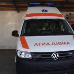 SANATATE – Autospeciala sanitara noua, la Serviciul Judetean de Ambulanta Maramures (VIDEO)