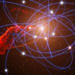 DESCOPERIRE – Un obiect cosmic misterios detectat in apropierea gaurii negre din centrul Caii Lactee