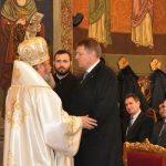 INTALNIRE – Presedintele Iohannis a acceptat invitatia Patriarhului Daniel