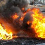 UCRAINA – Un obuz a cazut peste un autobuz cu civili; cel putin sase morti
