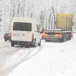 SOLICITARE – Soferi, echipati-va masinile pentru iarna daca aveti de mers prin zone montane!