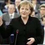 DISCUTII – Vladimir Putin si Angela Merkel au discutat despre livrarea de gaze rusesti catre UE