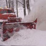 PREGATIRI DE IARNA – Circa 10.000 tone de sare se vor folosi iarna aceasta pentru deszapezirea drumurilor din Maramures