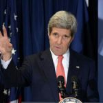 """DECLARATIE – John Kerry: Angajamente """"ferme"""" au fost luate pentru reducerea tensiunilor de la Ierusalim"""
