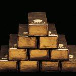 PIATA BURSIERA – Pretul aurului scade la cel mai redus nivel din ultimele doua luni, in timp ce dolarul castiga teren