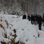 URGENTA – Alunecare de teren pe drumul spre mina Baia Sprie