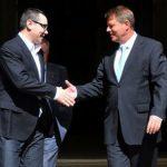 ALEGERI PREZIDENTIALE – Iohannis: Dezbaterea cu Ponta va fi fata in fata, intr-un mediu non-partizan