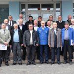 REVEDERE – Intalnirea jandarmilor maramureseni cu cadrele in rezerva ale unitatii