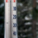 FRIG EXTREM – Mercurul din termometre a coborat la -20 de grade Celsius in Maramures