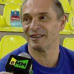 """VIBORG vs BAIA MARE – Tone Tiselj, antrenor HCM: """"Meciul este crucial nu numai pentru noi, ci si pentru daneze"""" (VIDEO)"""