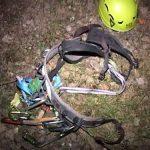 ACCIDENT – Un alpinist a cazut in gol de la circa 5 metri la cariera Limpedea (VIDEO)