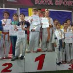 """KARATE SHOTOKAN – Peste 30 de medalii au castigat """"condorii"""" baimareni la Campionatul National"""