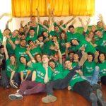 CURS DE FORMARE – 30 de tineri din 12 tari se reunesc in Baia Mare
