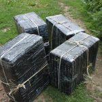 CAPTURA – Tigari in valoare de 168.000 lei confiscate de catre politistii de frontiera