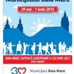 EVENIMENT – Zilele Culturale ale Municipiului Baia Mare au loc in perioada 29 mai – 1 iunie 2015
