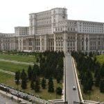MASURI DE SIGURANTA – Senatul doreste construirea a doua copertine de protectie la intrarile Palatului Parlamentului