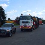 INFORMARE – Restrictii de circulatie pentru efectuarea de transporturi agabaritice