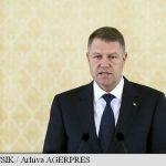 INDEMN – Iohannis: Solicit demisia prim-ministrului Victor Ponta
