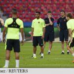 SPORT – Fotbal: FC Barcelona si Juventus Torino se intalnesc in finala Ligii Campionilor