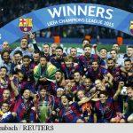 CAMPIONII – FC Barcelona a castigat Liga Campionilor, dupa 3-1 in finala cu Juventus